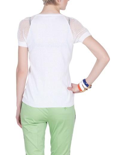 Moschino Cheap & Chic Triko Beyaz